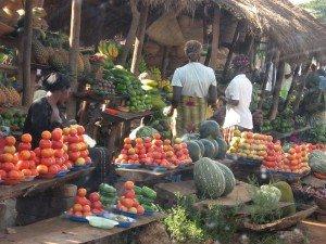 markets in Africa