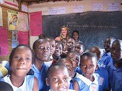Teach in in Africa