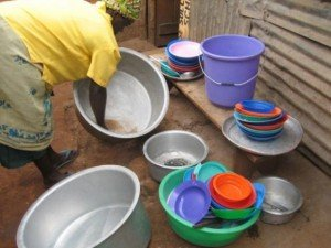 volunteer in orphanage in Uganda