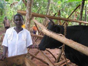 Empower women in Africa