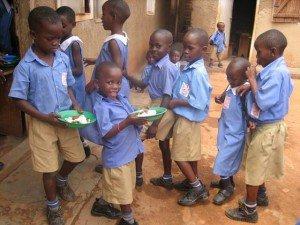 Teach in a school in Africa