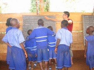 teach in Uganda