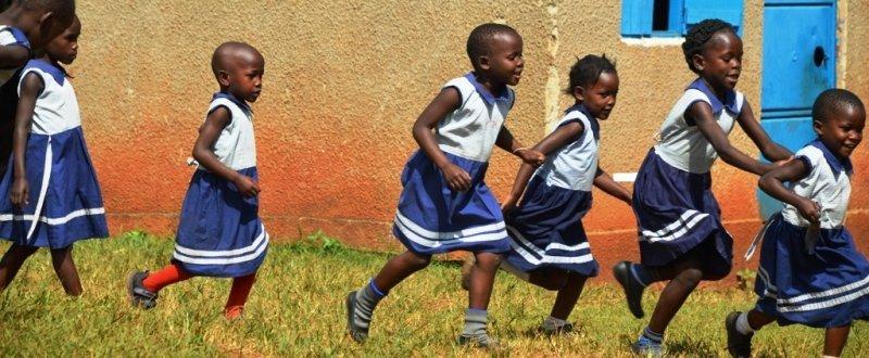 You can volunteer is schools in Africa