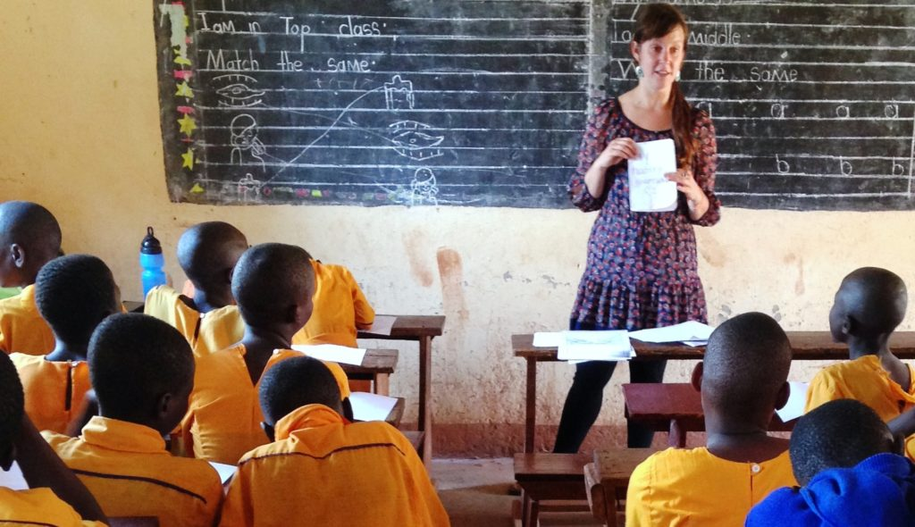 Teach abroad in Uganda with The Real Uganda. Give your encouragement, creativity and love to Uganda kids.