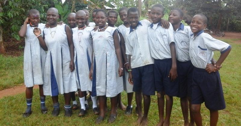 Scholarships for Ugandan high school students