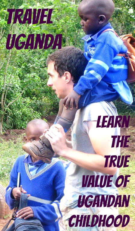 Volunteer in Uganda and learn the true value of Ugandan childhood. Kids are strong, independent, yet cooperative and family focused. It is amazing.
