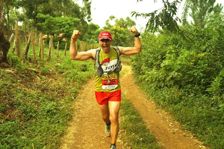 run a marathon in Uganda and benefit local communities