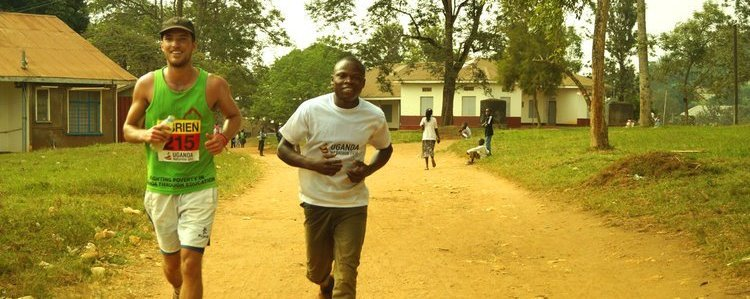 How to Run a Marathon in Uganda