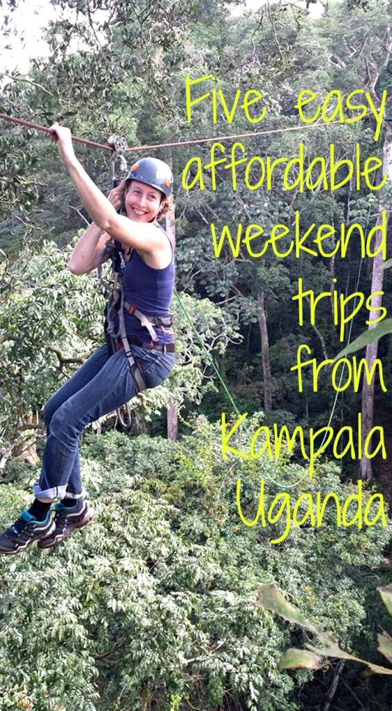 There's no reason to spend every weekend in Kampala. Uganda is a gorgeous and accessible country. Let's get out of town and soak up some nature.