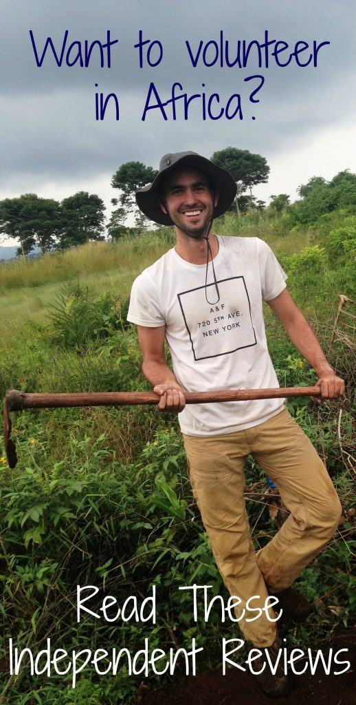 It is important to research volunteer abroad programs before committing. The Real Uganda has a number of independent reviews and in-depth interviews posted on GoAbroad.com. Get to know what it's really like to volunteer in Uganda, with The Real Uganda.