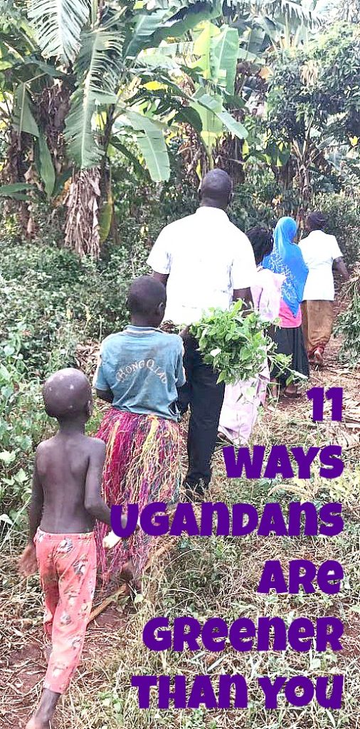 While you have been trying to reuse, reduce, and recycle, Ugandans have been living green. Read about how life in Uganda is environmentally sustainable and see if you can incorporate something new into your life!