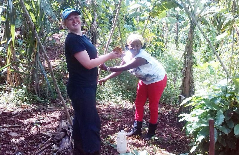 Volunteer in on an organic farm in Africa. Learn and teach new techniques and help a community obtain food security.