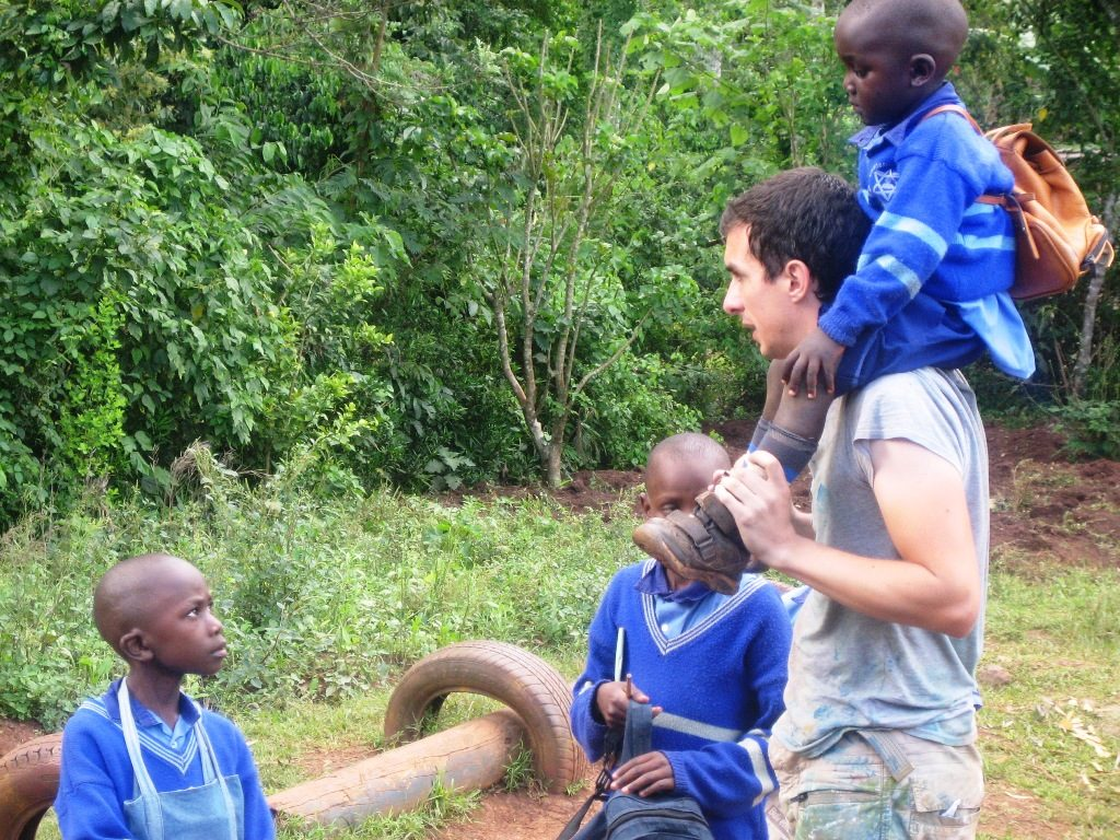 travel insurance is a must for all volunteers in Africa.