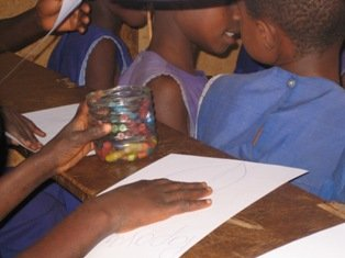 Teach in a school in Africa