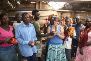 Volunteer in Uganda and work in public health.
