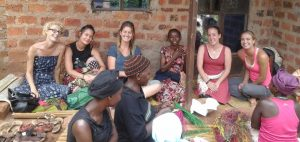 Volunteer in Africa and work with women's groups