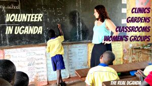 Volunteer abroad in classrooms, clinics, gardens and with women's empowerment groups.
