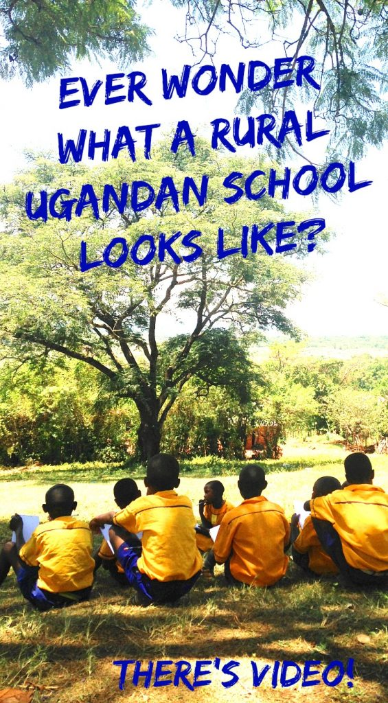 Watch a video made by Ugandan school students that shows off their school and their spirit! Volunteering in Uganda looks just like this!