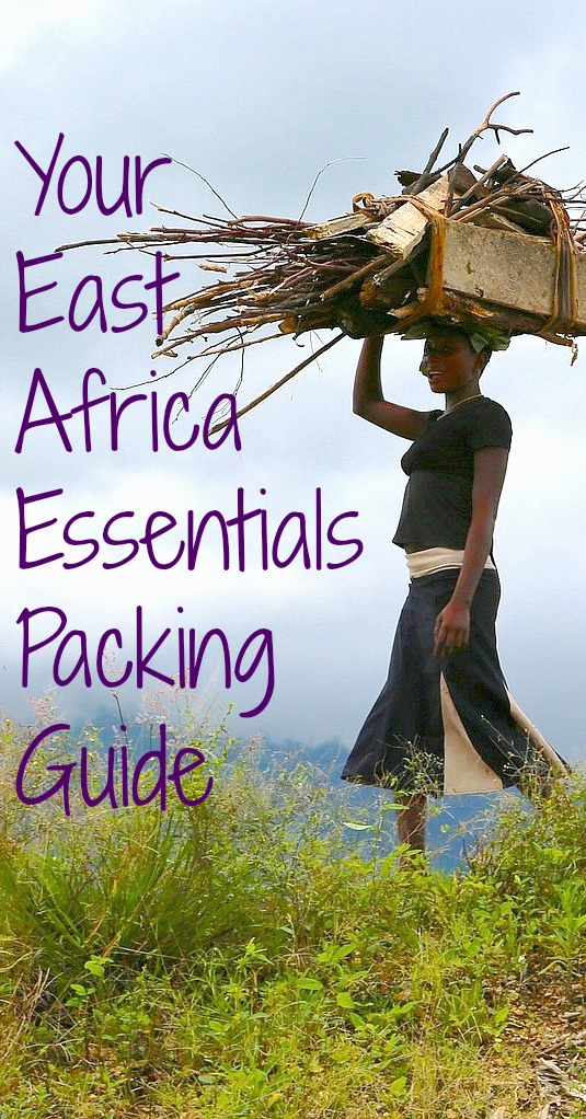 The Real Uganda's comprehensive packing guide for travelers and volunteers to Africa. Recommended documents, clothing, gadgets, and medical supplies are all included.