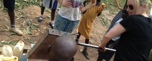 Volunteer in Africa and learn just what is appropriate technology.