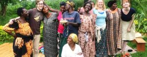 volunteer in Africa and work with women's empowerment groups and be a part of improving their lives on their terms