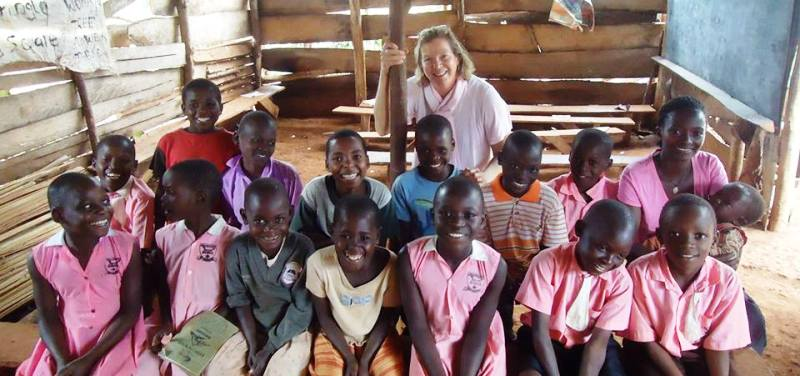 Volunteer in Uganda and teach in rural classrooms