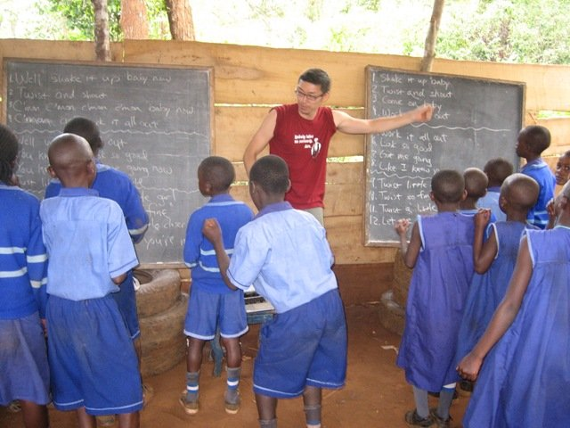 Teach abroad in Uganda and help develop creativity in students