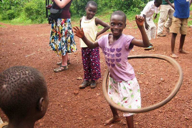 Volunteer in Africa and work with children in schools. Join in on the fun of childhood in Africa.