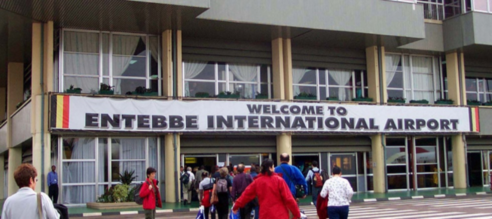 When flying into Uganda, you fly into Entebbe International Airport