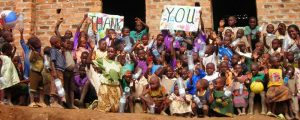 Volunteer in Africa and work as a teacher, on a farm, or with women