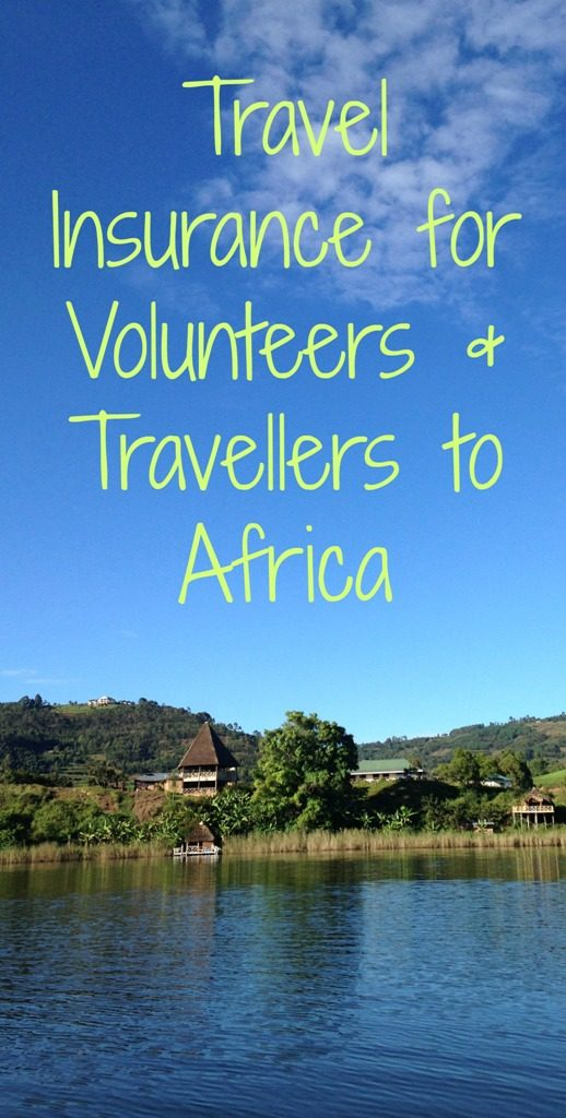 Travel insurance for volunteering and travel in Africa is important. Learn about common types of insurance coverage and get a free travel insurance quote