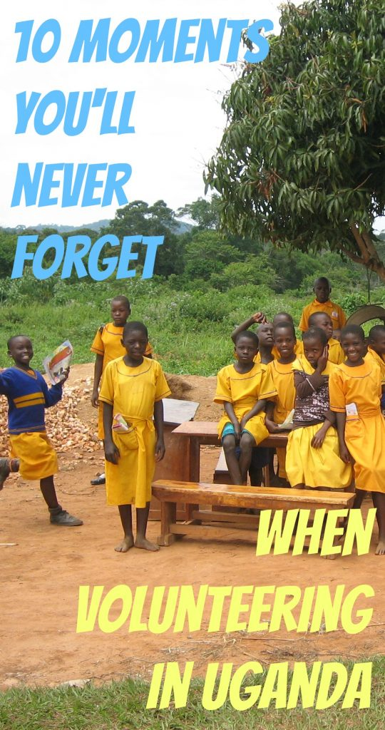 Volunteer in Uganda, Africa and experience a new culture and approach to life you will never forget!