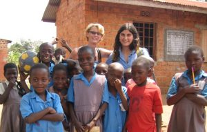 Teach in Africa in real classrooms