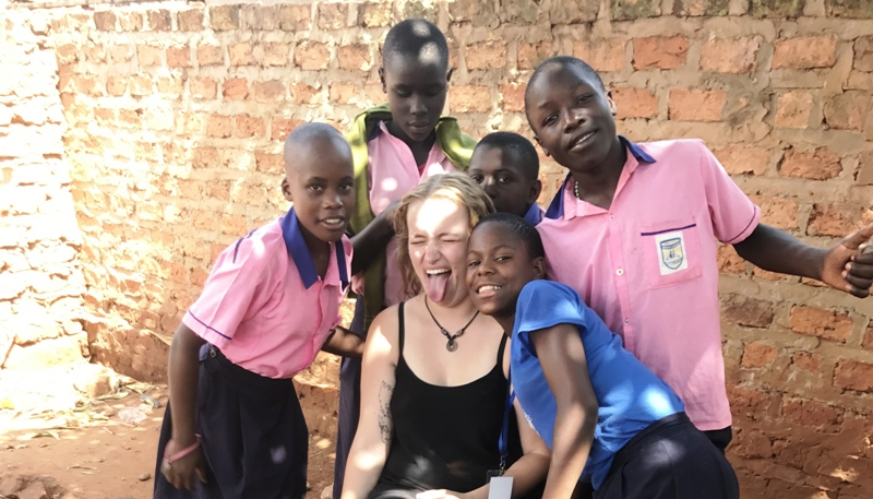 Teach in Africa with The Real Uganda.