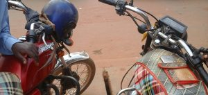 motor cycles in Uganda