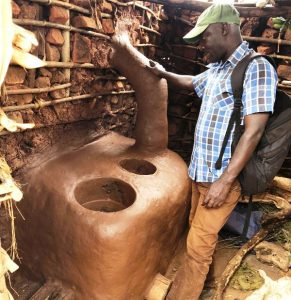 energy efficient clay stoves in uganda